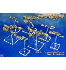 Spartan Games Federated States of America Aerial Robot Group