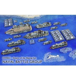 Spartan Games Empire of the Blazing Sun Naval Battle Group