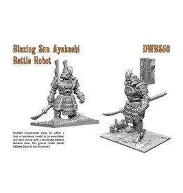 Spartan Games Empire of the Blazing Sun Ayakashi Battle Robot