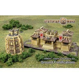 Spartan Games Empire of the Blazing Sun Ground Fortifications
