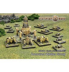 Spartan Games Empire of the Blazing Sun Armoured Walker Group
