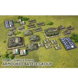 Spartan Games Kingdom of Britannia Armoured Battle Group