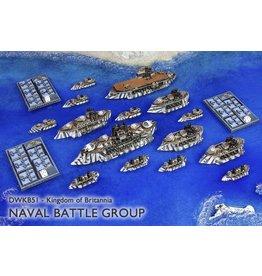 Spartan Games Kingdom of Britannia Naval Battle Group