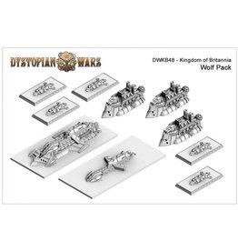 Spartan Games Kingdom of Britannia Wolf Pack Flotilla