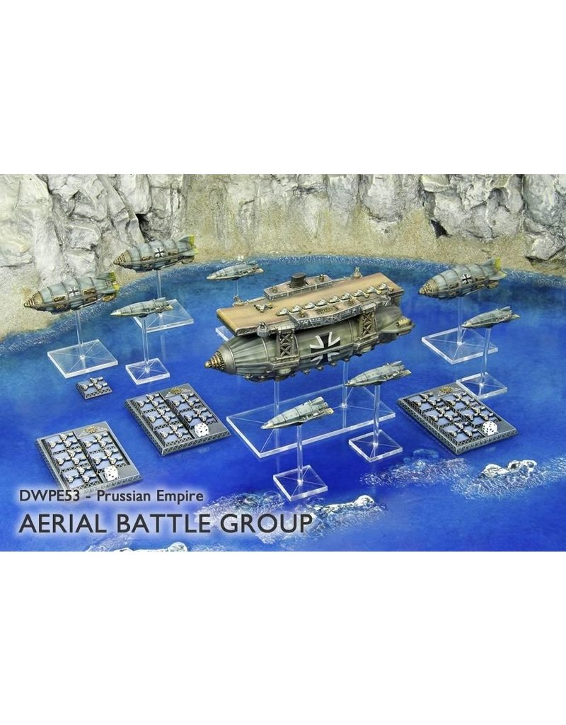 Spartan Games Prussian Empire Aerial Battle Group