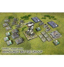 Spartan Games Prussian Empire Armoured Battle Group