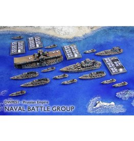 Spartan Games Prussian Empire Naval Battle Group