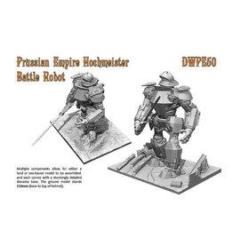 Spartan Games Prussian Empire Hochmeister Battle Robot