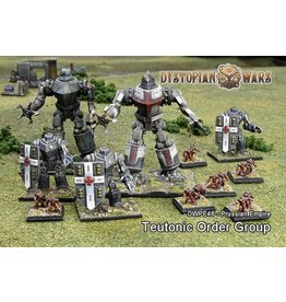 Spartan Games Prussian Empire Teutonic Order Group
