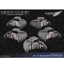 Hawk Wargames Bunker Complex