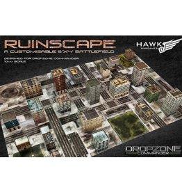 Hawk Wargames Ruined CityScape