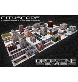 Hawk Wargames Cityscape Pack