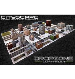 TT COMBAT Cityscape Scenery Pack