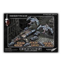 Hawk Wargames Resistance Starter Set