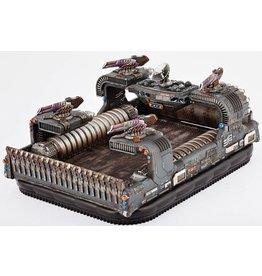 Hawk Wargames NT-5 Thunderstorm Custom Hovercraft