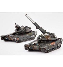 Hawk Wargames M20 Zhukov AA MBT