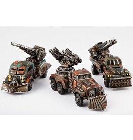 Hawk Wargames Gun Wagon
