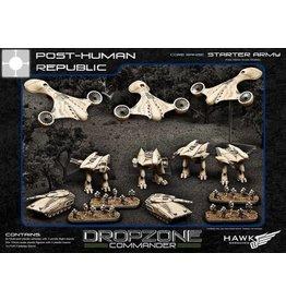 Hawk Wargames PHR starter army (Plastic)