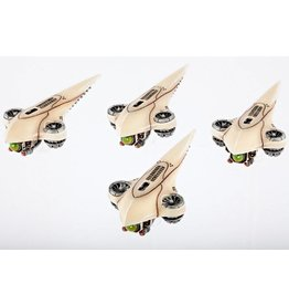 Hawk Wargames Mercury Scout Drone