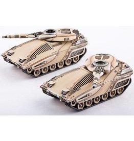 Hawk Wargames Juno A1 IFVs