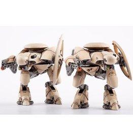 Hawk Wargames Zeus Command Walkers