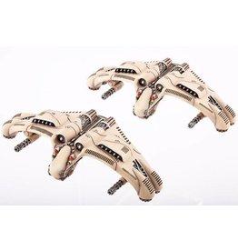 Hawk Wargames Triton A2 Strike Dropships