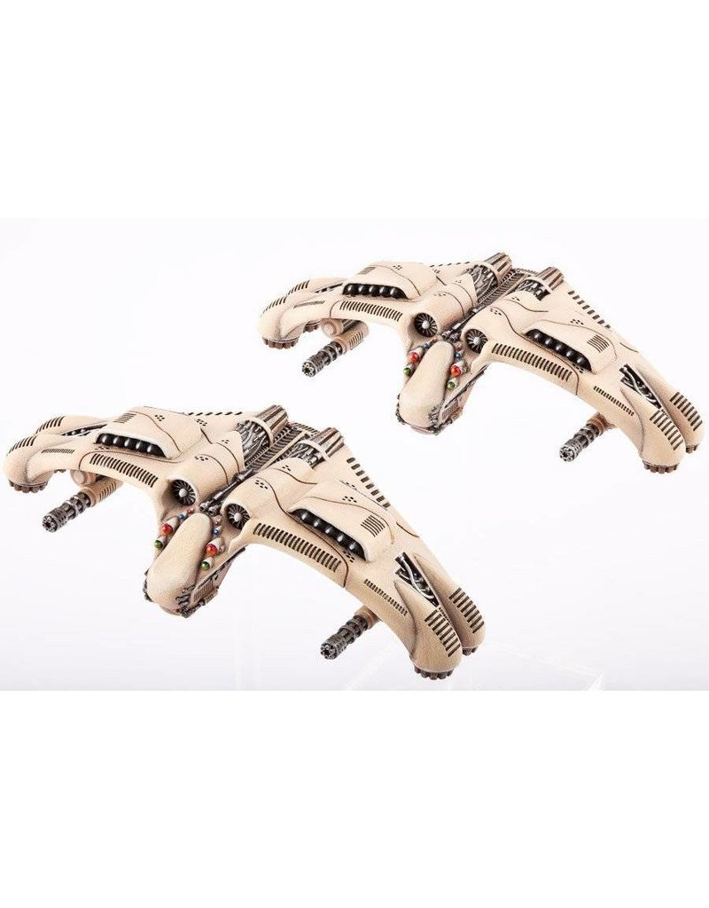 TT COMBAT PHR Triton A2 Strike Dropships Clam Pack