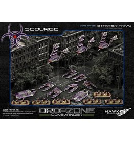 Hawk Wargames Scourge starter army (Plastic)