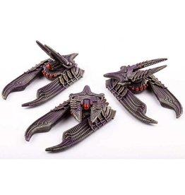 Hawk Wargames Reaper AA Grav Tanks
