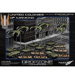 Hawk Wargames UCM starter army (Plastic)