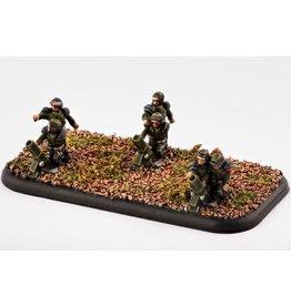 Hawk Wargames UCM - Legionnaire Mortar Teams