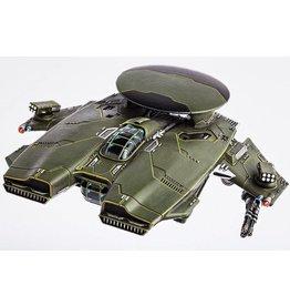 Hawk Wargames UCM Phoenix Command Gunship
