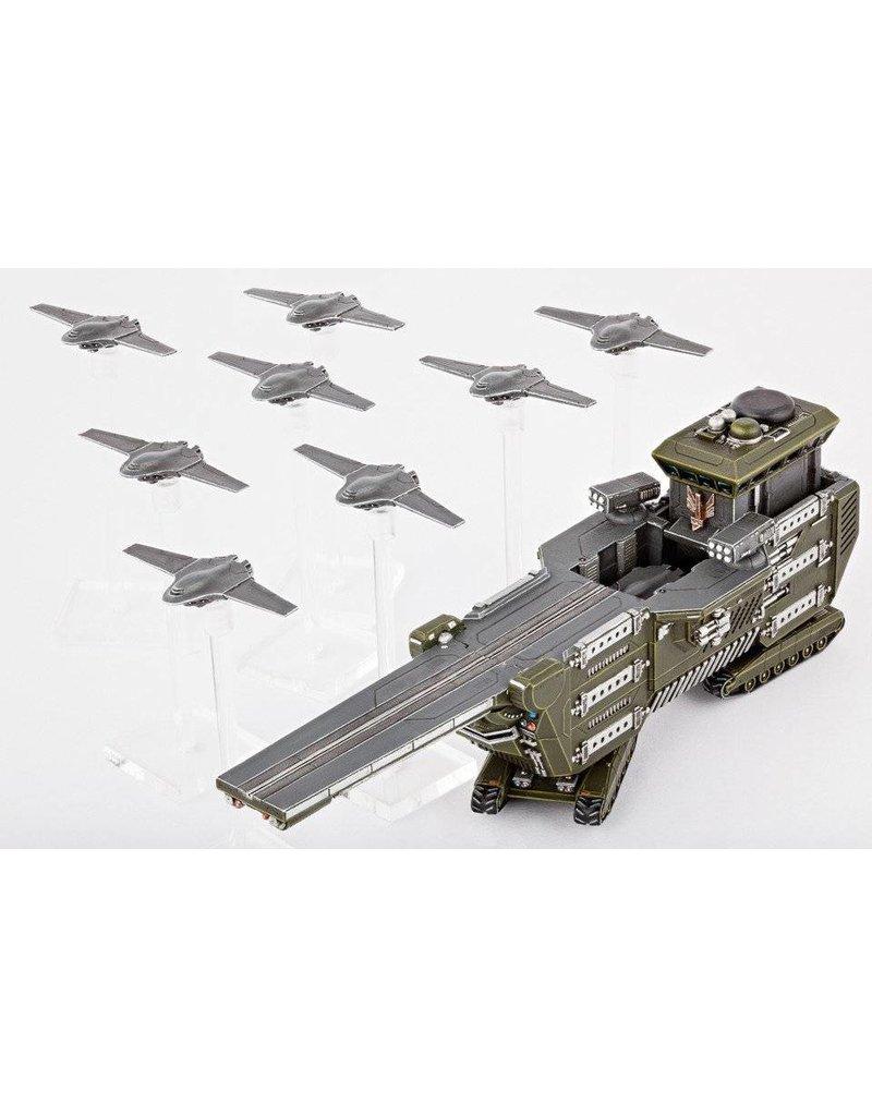 TT COMBAT UCM Ferrum Class Drone Base Clam Pack