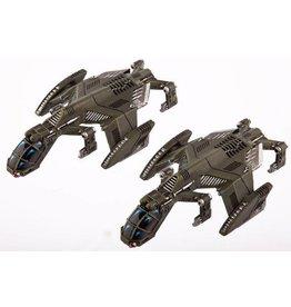 Hawk Wargames Raven type B Light Dropships