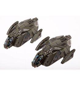 Hawk Wargames Raven Type-A Light Dropships