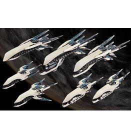 Hawk Wargames PHR Starter Fleet