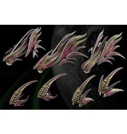 Hawk Wargames Scourge Starter Fleet