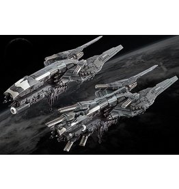 Hawk Wargames UCM Cruiser Box