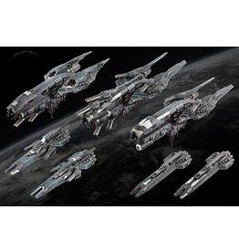 Hawk Wargames UCM Starter Fleet