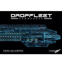 Hawk Wargames Dropfleet Commander Rulebook