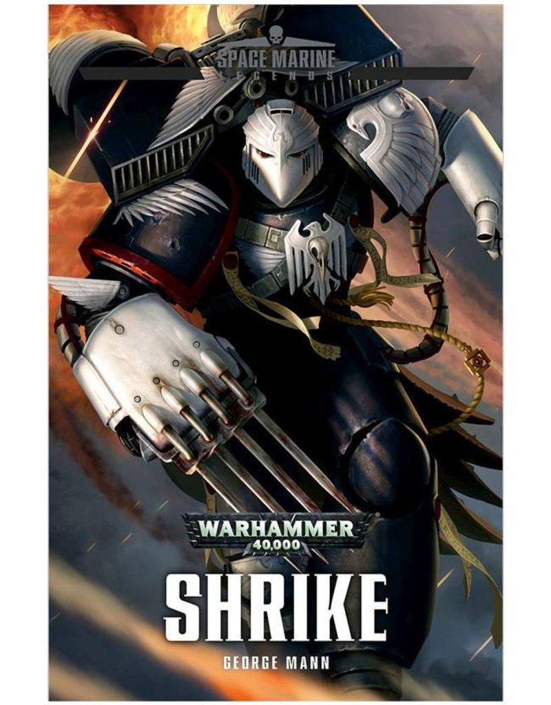 Games Workshop Space Marine Legends: Shrike (HB)