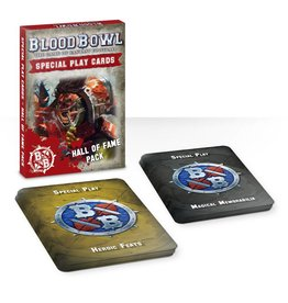 Games Workshop Special Play Cards: Hall Of Fame Pack