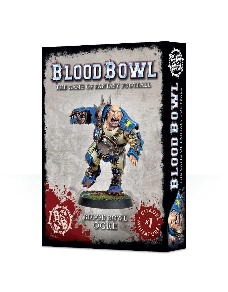 Games Workshop Blood Bowl Ogre Star Player