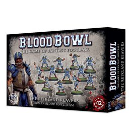 Games Workshop THE REIKLAND REAVERS: HUMAN BLOOD BOWL TEAM