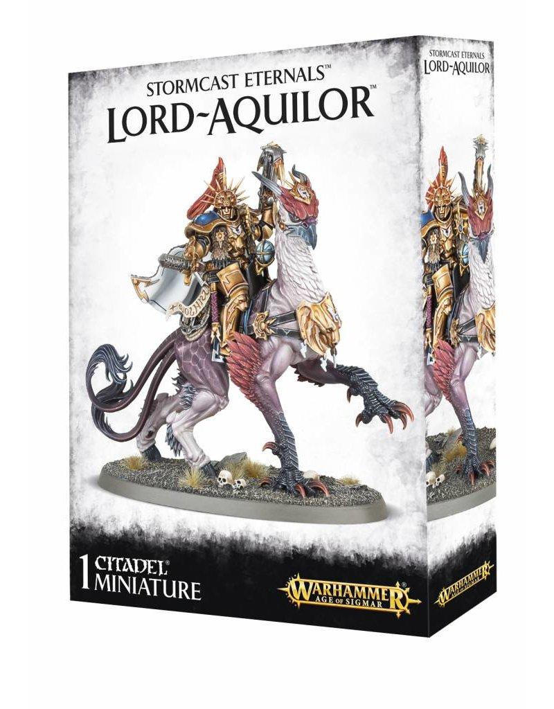 Games Workshop Stormcast Eternals Lord Aquilor