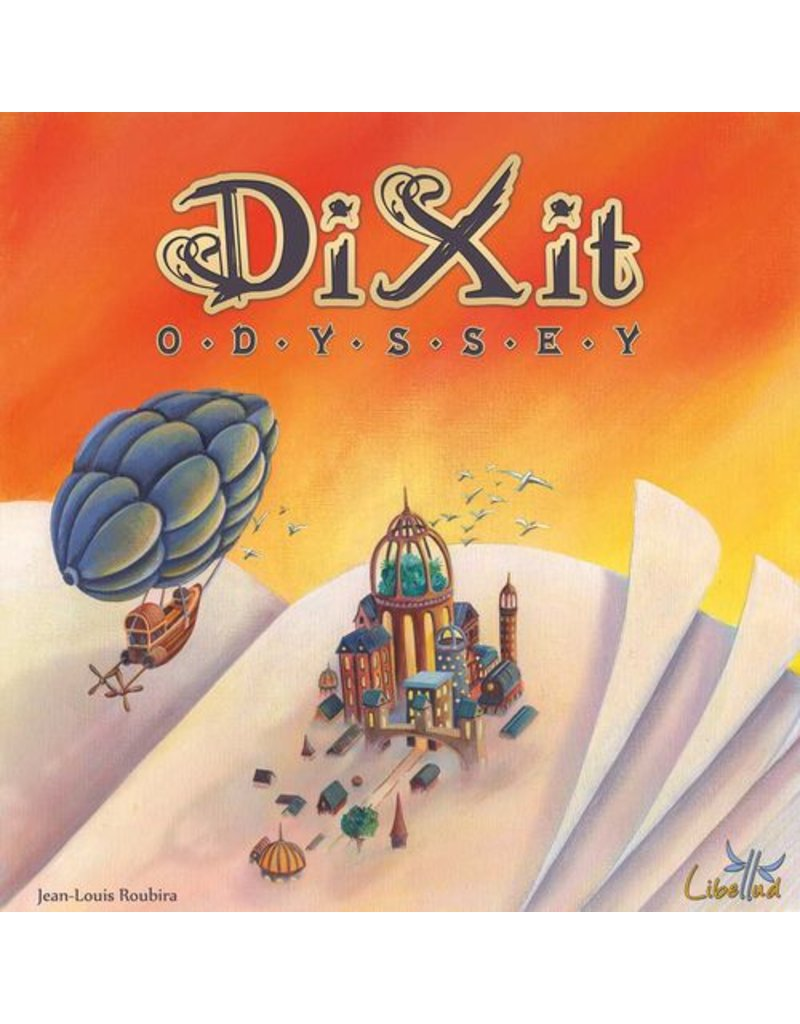 Asmodee Games Dixit Odyssey