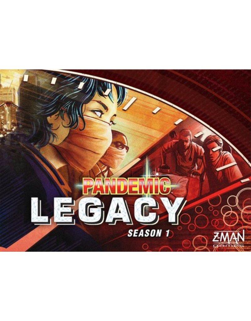 Z-Man Games Pandemic Legacy Season 1 (red)