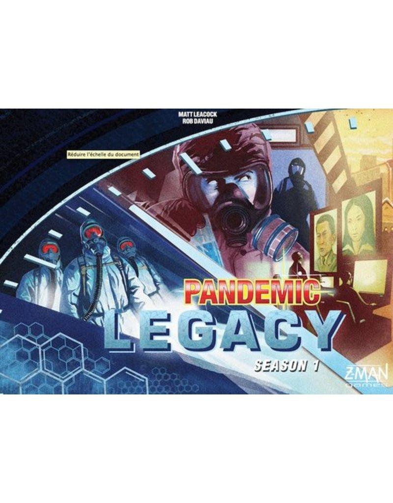 Z-Man Games Pandemic Legacy Season 1 (Blue)