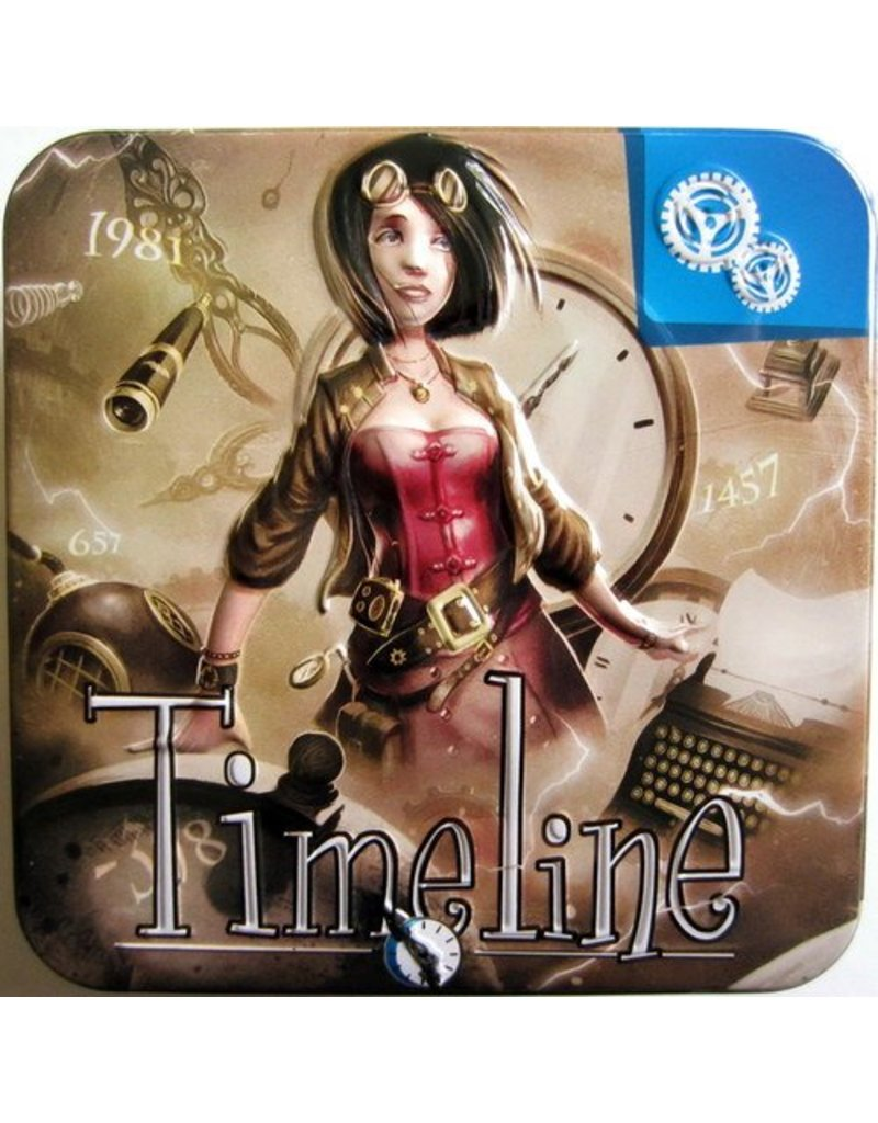 Asmodee Games Timeline: Inventions