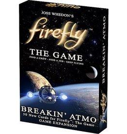 Gale Force Nine Firefly The Game: Breakin' Atmo
